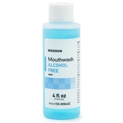McKesson Alcohol Free Mouthwash