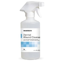 McKesson Dermal Wound Cleanser
