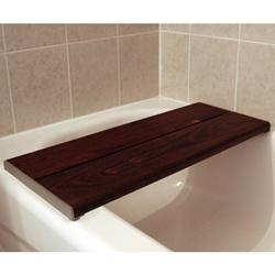 Invisia Bamboo Bath Bench