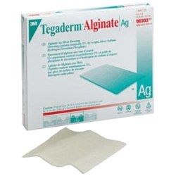 3M Tegaderm Alginate Ag Silver Dressing