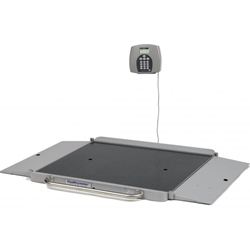Health O Meter 2700KL Platform Wheelchair Scale