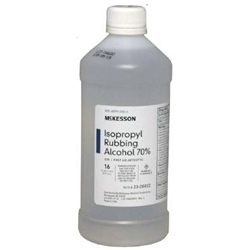 McKesson 70% Isopropyl Rubbing Alcohol