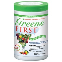 Greens First Powder Nutrition