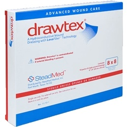 Drawtex Hydroconductive Wound Dressing