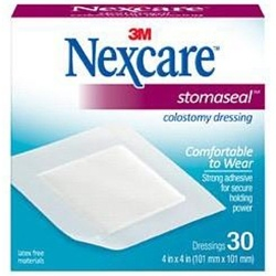 3M Nexcare Stomaseal Colostomy Dressing