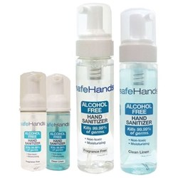 SafeHands Alcohol-Free Hand Sanitizer
