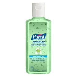 Purell Advanced With Aloe Instant Hand Sanitizer
