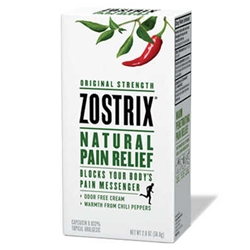 Zostrix Original Strength Natural Pain Relief
