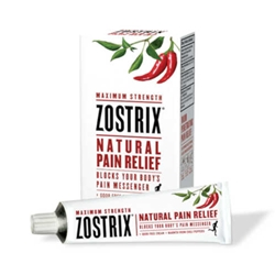 Zostrix Maximum Strength Natural Pain Relief