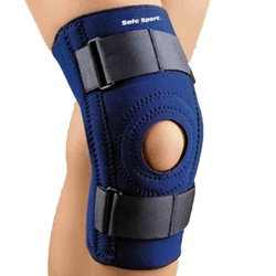 FLA Neoprene Patella Stabilizer Knee Brace