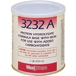Mead Johnson Product 3232 A Formula