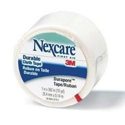 3M Nexcare Durapore Cloth First Aid Tape
