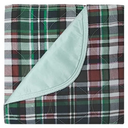 Beck's Classic Plaid-Bex Underpad