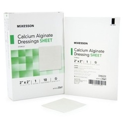 McKesson Calcium Alginate Dressing
