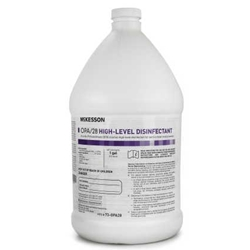 McKesson OPA/28 High-Level Disinfectant