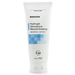 McKesson Hydrogel Wound Dressing