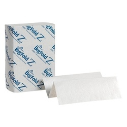 BigFold Z Premium Paper Towels