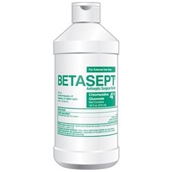 Betasept Antiseptic Surgical Scrub