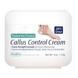 Podiatrists' Choice Callus Control Cream