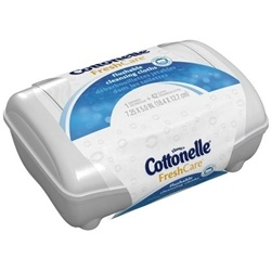Cottonelle Fresh Care Flushable Moist Wipes