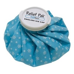 Relief Pak English Style Ice Cap Bag