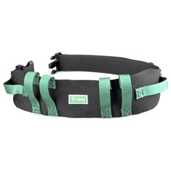 Posey Gait Belt with Handles and Quick Release Buckle