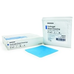 McKesson Hydrogel Sheet Dressing