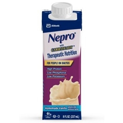 Nepro with Carb Steady Therapeutic Nutrition