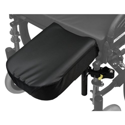 Swing Away Wheelchair Amputee Leg Support