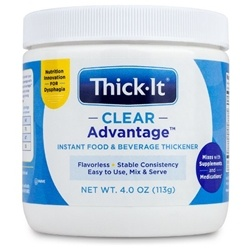 Thick-It Clear Advantage Instant Food & Beverage Thickener