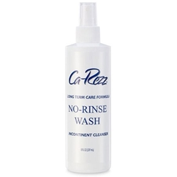 Ca-Rezz Long Term Care Formula No-Rinse Wash Incontinent Cleanser