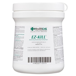 EZ-Kill Disinfectant Wipes