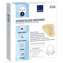 Abena Hydrocolloid Wound Dressing