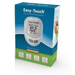 EasyTouch Blood Glucose Meter
