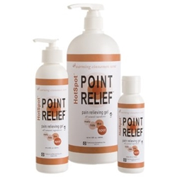 HotSpot Point Relief Pain Relieving Gel