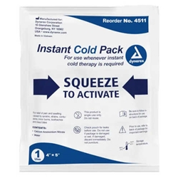 Dynarex Instant Cold Packs