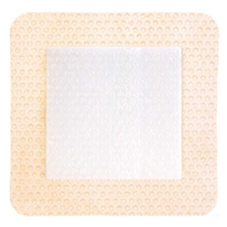 ComfortFoam Border Soft Silicone Foam Dressing