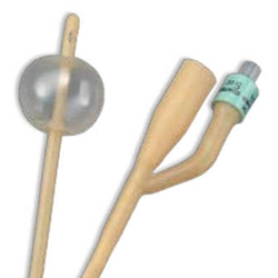 Bard Silicone Coated 2-Way Latex Foley Catheters