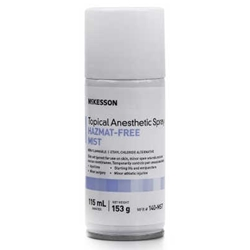 McKesson Topical Anesthetic Spray