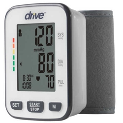 Drive Deluxe Automatic Blood Pressure Monitor