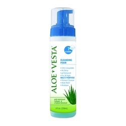 Aloe Vesta Cleansing Foam