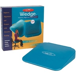 FitBALL Inflatable Wedge