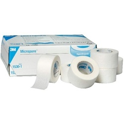 3M Micropore Paper Surgical Tape